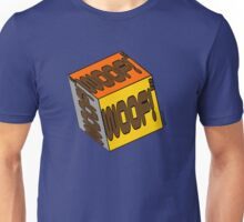 Woof Squared (and Cubed) Unisex T-Shirt