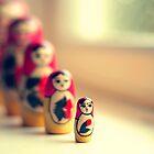 Matryoshka Dolls by ShereenM