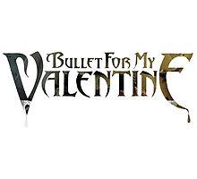 "Bullet For My Valentine ""Scream Aim Fire"" Logo by SupremeRedditor"
