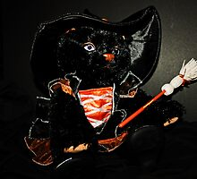 Witchy Kitty by Evita
