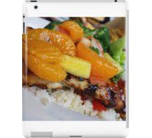 Chicken Dinner iPad Case/Skin