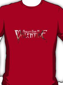 "Bullet For My Valentine ""Temper Temper"" Logo T-Shirt"
