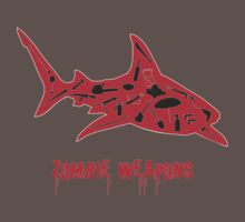 The best zombie weapon is a shark? by puppaluppa