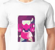 Minimal Garnet Unisex T-Shirt