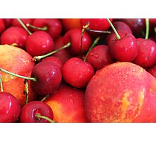 Fruits Photographic Print
