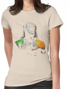 """Conor McGregor """"Irish Colors"""" Womens Fitted T-Shirt"""