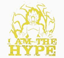 I AM THE HYPE Kids Tee