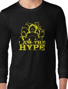 I AM THE HYPE Long Sleeve T-Shirt