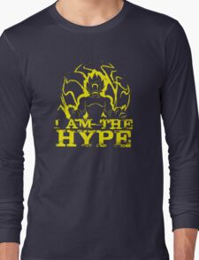 I AM THE HYPE Long Sleeve T-Shirt