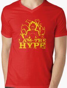 I AM THE HYPE Mens V-Neck T-Shirt