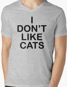 I Don't Like Cats T-Shirt
