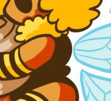 Bumble Buzz Sticker