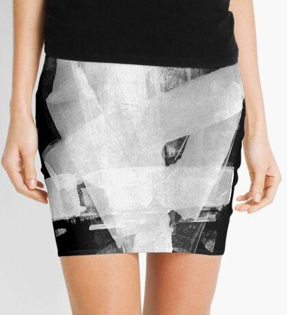 PRINT – Offset ink 1 Mini Skirt