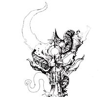 Demon Hunter Band Logo by bandsandcrap