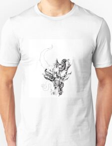 Demon Hunter Band Logo Unisex T-Shirt