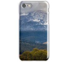 Mountain River Snow, Tasmania iPhone Case/Skin