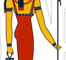 Isis | Egyptian Gods, Goddesses, and Deities Sticker