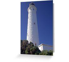 Cape Leeuwin Lighthouse Greeting Card