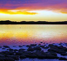 Lake Clifton Yalgorup by Graham Millar