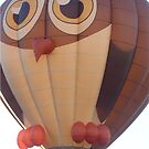 Owl Balloon by June Tapia