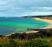 Gnarabup Beach by Graham Millar