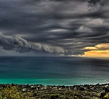 Storm Rolling In 12-10-10 by Yanni