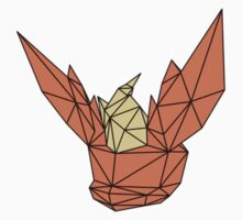 Flareon Wireframe Color by Grace Kiver