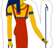 Hathor Solar | Egyptian Gods, Goddesses, and Deities Sticker