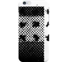 PRINT – Halftone screen 3 iPhone Case/Skin