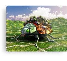 Carry That Weight Metal Print
