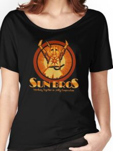 Sun Bros Women's Relaxed Fit T-Shirt
