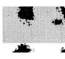 PRINT – Halftone screen 2 Photographic Print