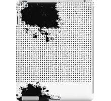 PRINT – Halftone screen 2 iPad Case/Skin