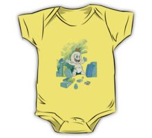 Babyzilla's Path of Destruction One Piece - Short Sleeve