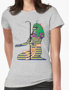 Heh as Chaos [FRESH Colors] | Egyptian Gods, Goddesses, and Deities Womens Fitted T-Shirt