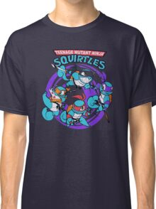 Teenage Mutant Ninja Squirtles Classic T-Shirt