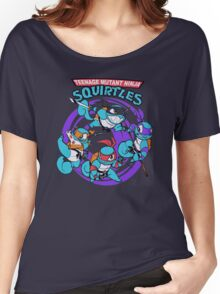 Teenage Mutant Ninja Squirtles Women's Relaxed Fit T-Shirt