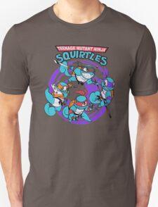Teenage Mutant Ninja Squirtles Unisex T-Shirt