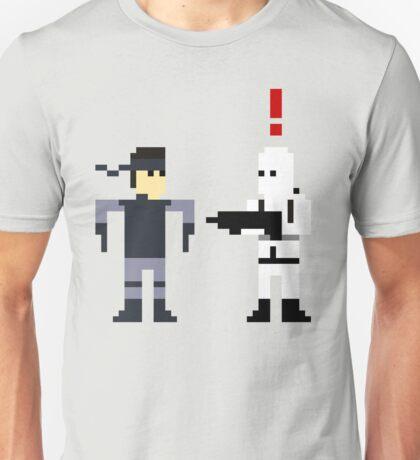 Metal Gear Pixel Unisex T-Shirt