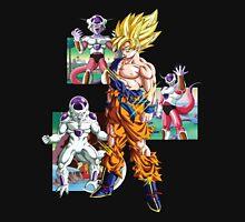 Goku Vs Frieza Unisex T-Shirt