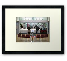 Council Office Framed Print