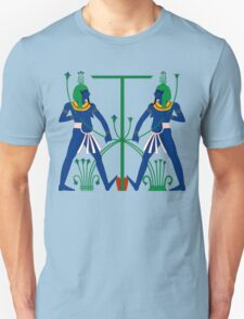 Hapy Tying Knot | Egyptian Gods, Goddesses, and Deities Unisex T-Shirt
