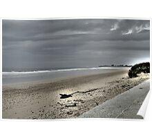 Ulverstone Beach Tasmania HDR Poster