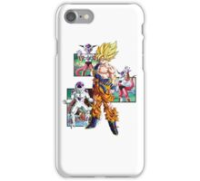 Goku Vs Frieza Phone Case iPhone Case/Skin