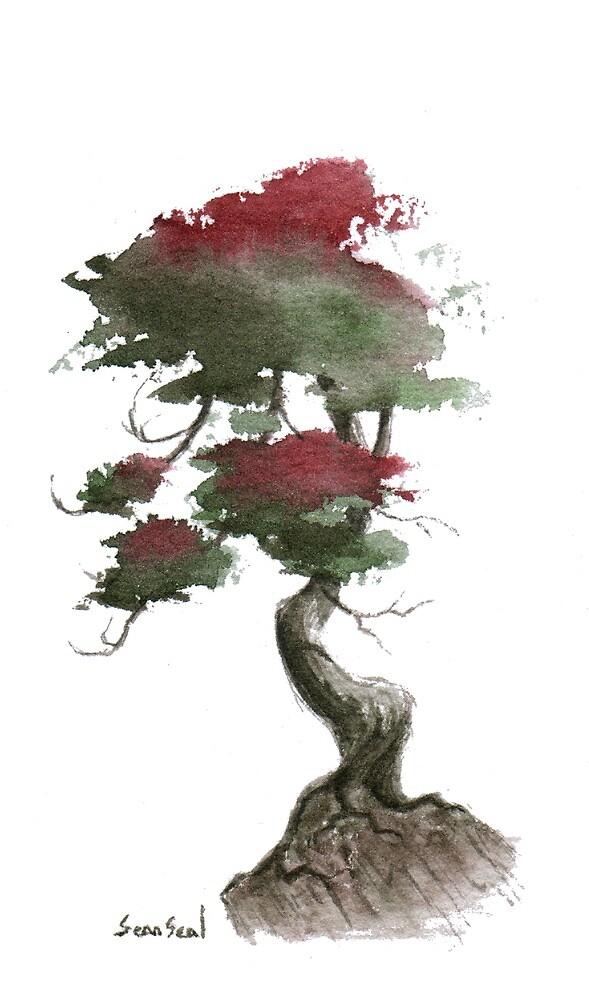 Little Tree 22 by Sean Seal
