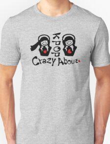 Boy & girl crazy about KPOP T-Shirt