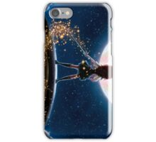 tinkerbell and pirate iPhone Case/Skin