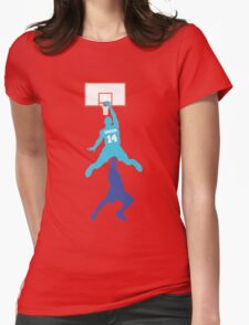 Danny Green Dunk Womens Fitted T-Shirt
