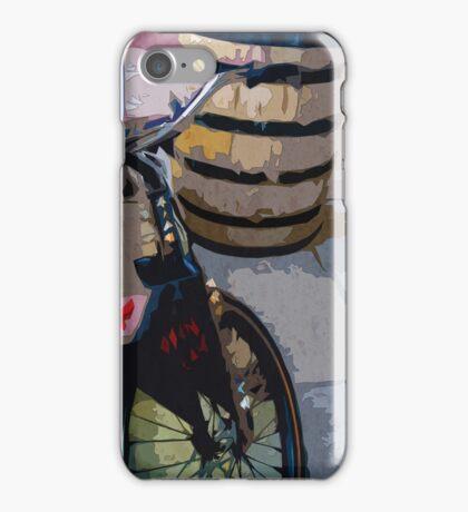 Drunken Bike iPhone Case/Skin