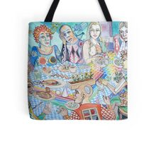 The Artist Guild Luncheon Tote Bag